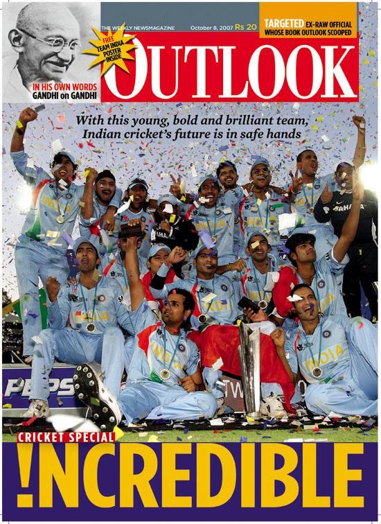 Colourful #memories of an India conquest of the ICC World Twenty20 a decade ago